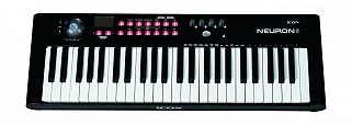 Icon Neuron 5 USB MIDI Keyboard Zwart