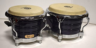 Latin Percussion LP201AX- Generation II Bongos blauw