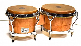 Latin Percussion LP1400BW Valje bongos