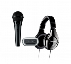 Shure P58 CN 240 MVI Digitaal recording Kit