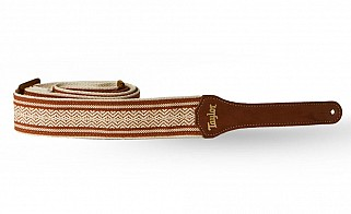 Taylor A200-03 white brown Cotton strap