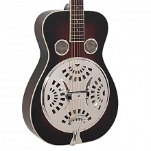 Recording King RR-38VS Maxwell Round neck Resonator