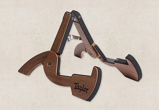 Taylor Travel Sapele Guitar stand