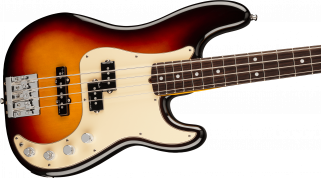 Fender American Ultra Precision Bass RW Ultraburst