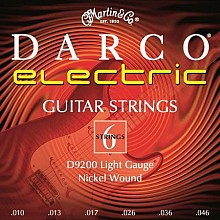 Martin Strings D9200 Light Darco Electric Guitar