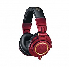 Audio Technica ATH M50x Red Limited edition