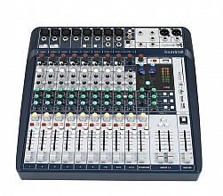 Soundcraft Signature 12 analoog mengpaneel