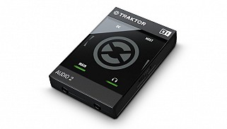 Native Instruments Audio 2 MK2 audio interface