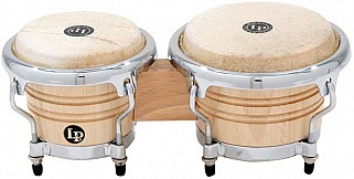 Latin Percussion Mini Bongos LPM199 AW