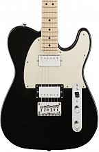 Squier Contemporary Telecaster HH MN Black