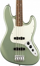 Fender Player Jazz Bass PF Sage Green Metallic