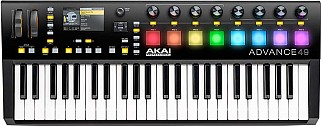 Akai Advance 49 USB Midi controller