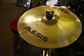 Alesis surge crash cymbal