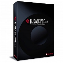 Steinberg Cubase Pro 9 Sequencer Software