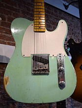 Fender LTD 55 Esquire Relic LTD Custom shop