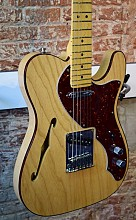 Fender American Deluxe Telecaster Thinline Natural MN