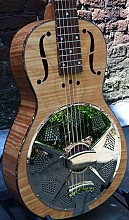 Paramount Little Wing Tiger Maple Reso