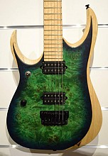 Ibanez RGDIX6MPB SBB Iron Label Lefty