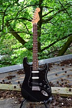 Fender American Standard Stratocaster Customized Black