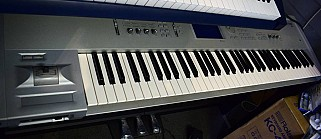 Korg Triton Pro 76 Keyboard Workstation Synthesizer