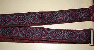 Souldier Madrid Burgundy strap