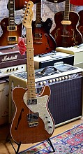 Fender 2017 Limited Edition American Elite Mahogany Telecaster Thinline