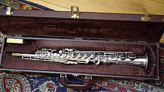 Selmer Paris Mark VI sopraansax bj 1965