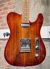 Fender American select carved koa top Telecaster