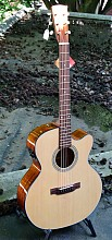 Blueridge BR45CE medium Jumbo model