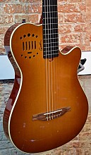 Godin Multiac Grand Concert Duet Ambiance Light Burst