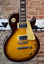 Vintage V100IT Flamed Iced Tea Les Paul