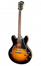 Eastman T386SB Double cutaway Thinline