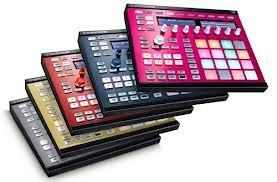 Native Instruments Maschine Custom Skin