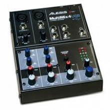 Alesis MultiMix 4