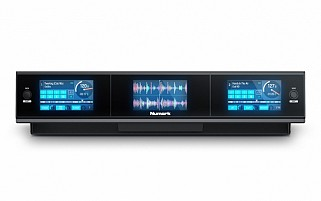 Numark Dashboard triple display voor Serato Controllers