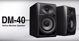 Pioneer DM40 actieve desktop monitor set