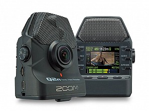 Zoom Q2n handy videorecorder