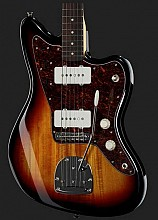 Squier Vintage Modified Jazzmaster 3 color sunburst