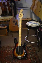 Musicman Stingray 4 Sunburst Front