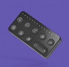 Roli Touch Block expression controller