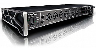 Tascam US 20x20 audio interface  front