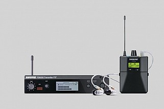 Shure PSM300 personal monitor system P3TRA215CL