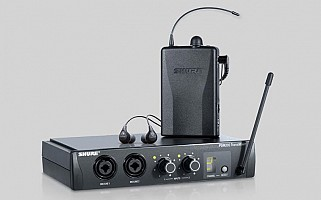 Shure PSM200 Draadloos In Ear Monitor systeem