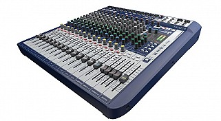 Soundcraft Signature 16 analoog mengpaneel