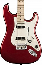 Squier Contemporary Stratocaster HH MN Dark Metallic Red