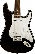 Squier Affinity Stratocaster LRL Black