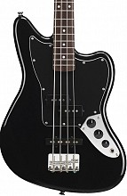 Squier Vintage Modified Jaguar Bass Special SS Black