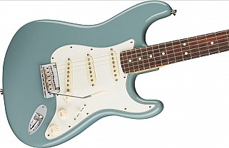 Fender American Professional Stratocaster Sonic Grey RW