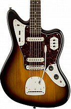Squier Vintage Modified Jaguar 3-Color Sunburst