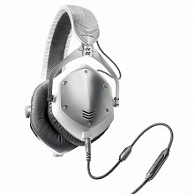 V Moda Crossfade Wireless White Silver